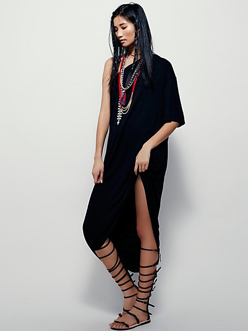 Product Image: FPX单肩连衣裙