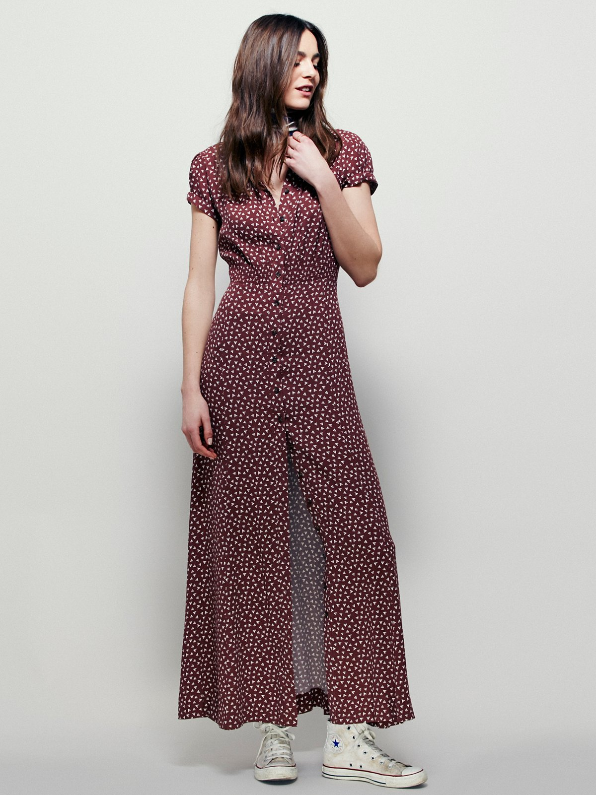 Casablanca连衣长裙