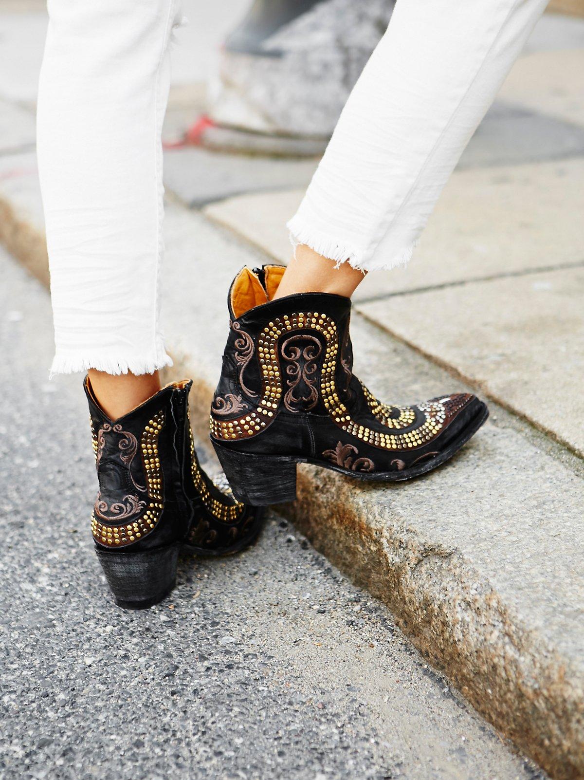 Spirit Ranch Boot