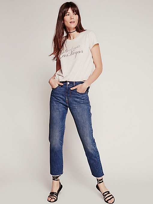 Product Image: Levi's Wedgie Icon High Rise