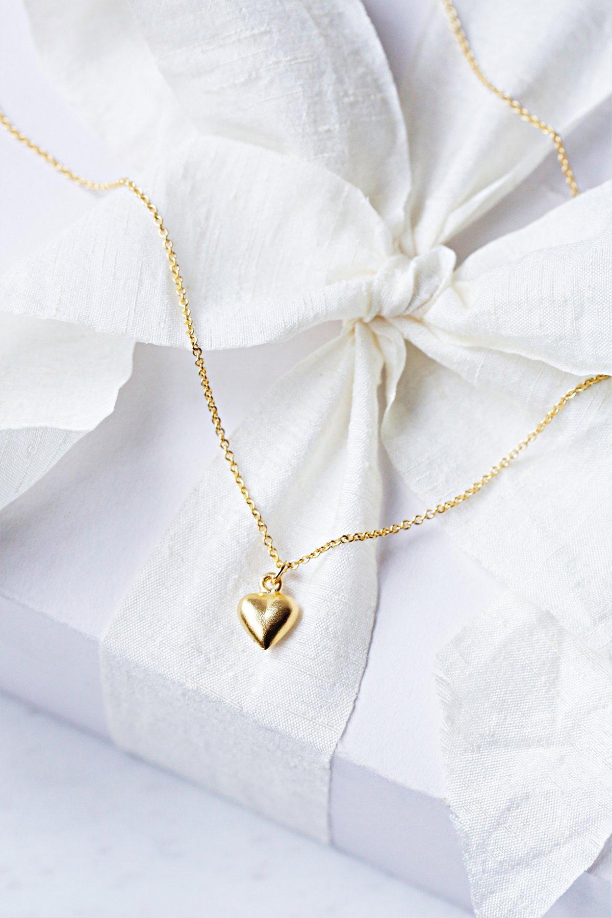 可爱小饰物颈链
