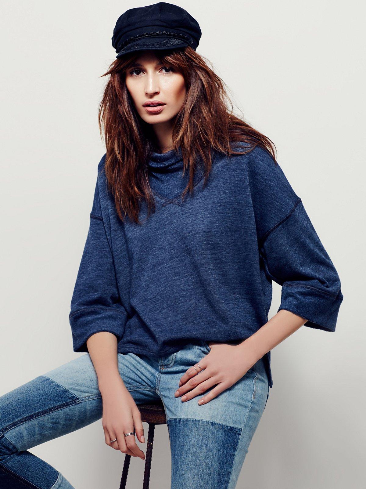 Coziest Cocoon Pullover