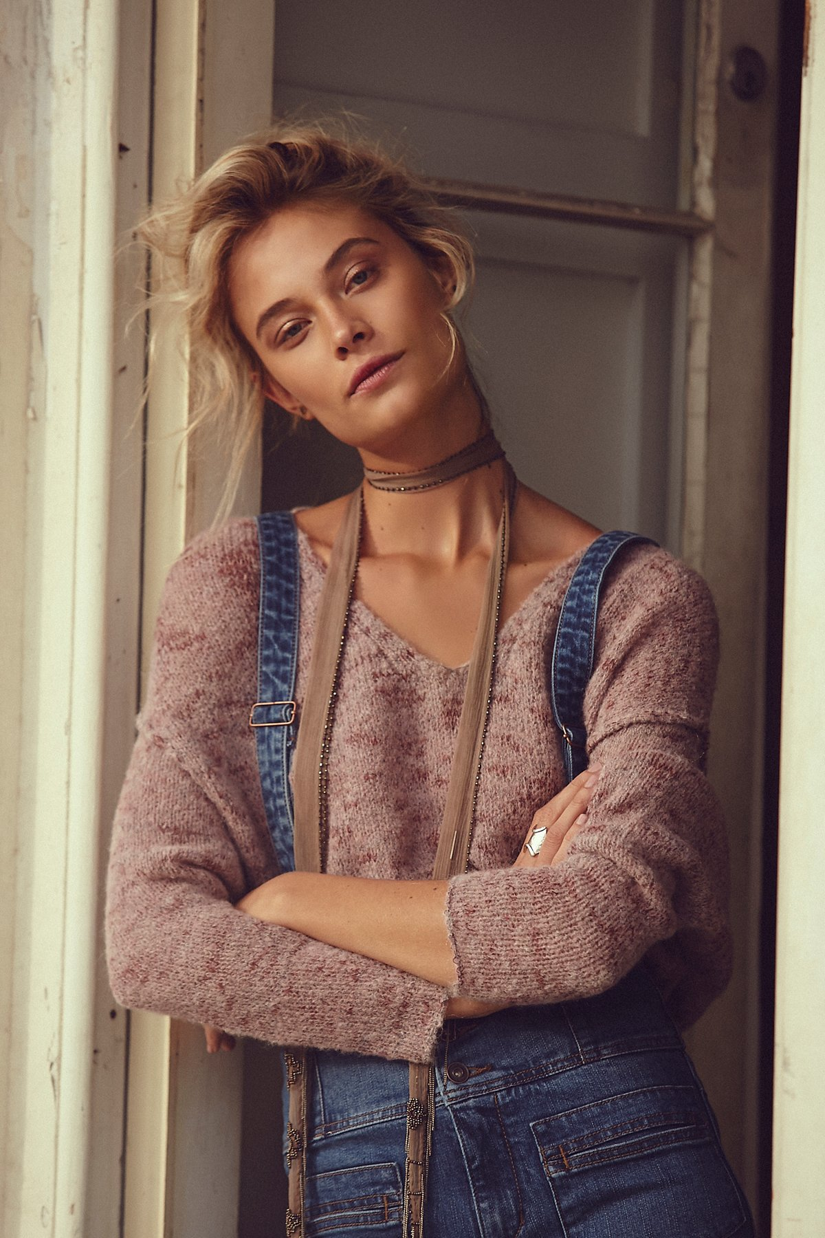 Stella Softly Vee Sweater