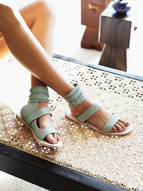 Little Fox Sandal