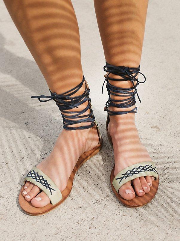 Barcelona Summer Sandal
