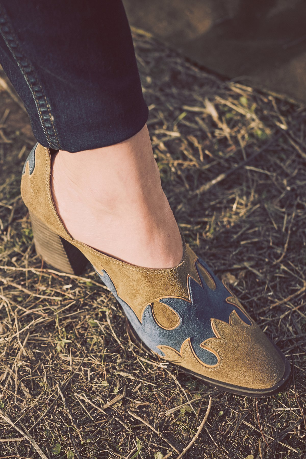 Alamo Western Ankle Boot