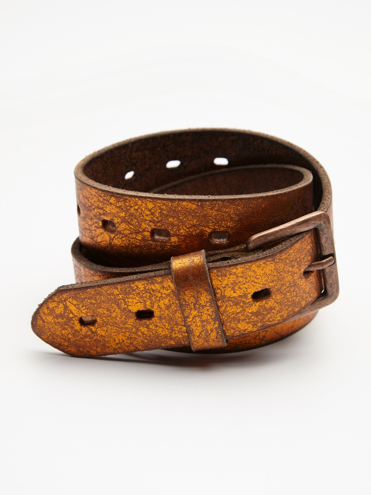 Stephie Leather Belt