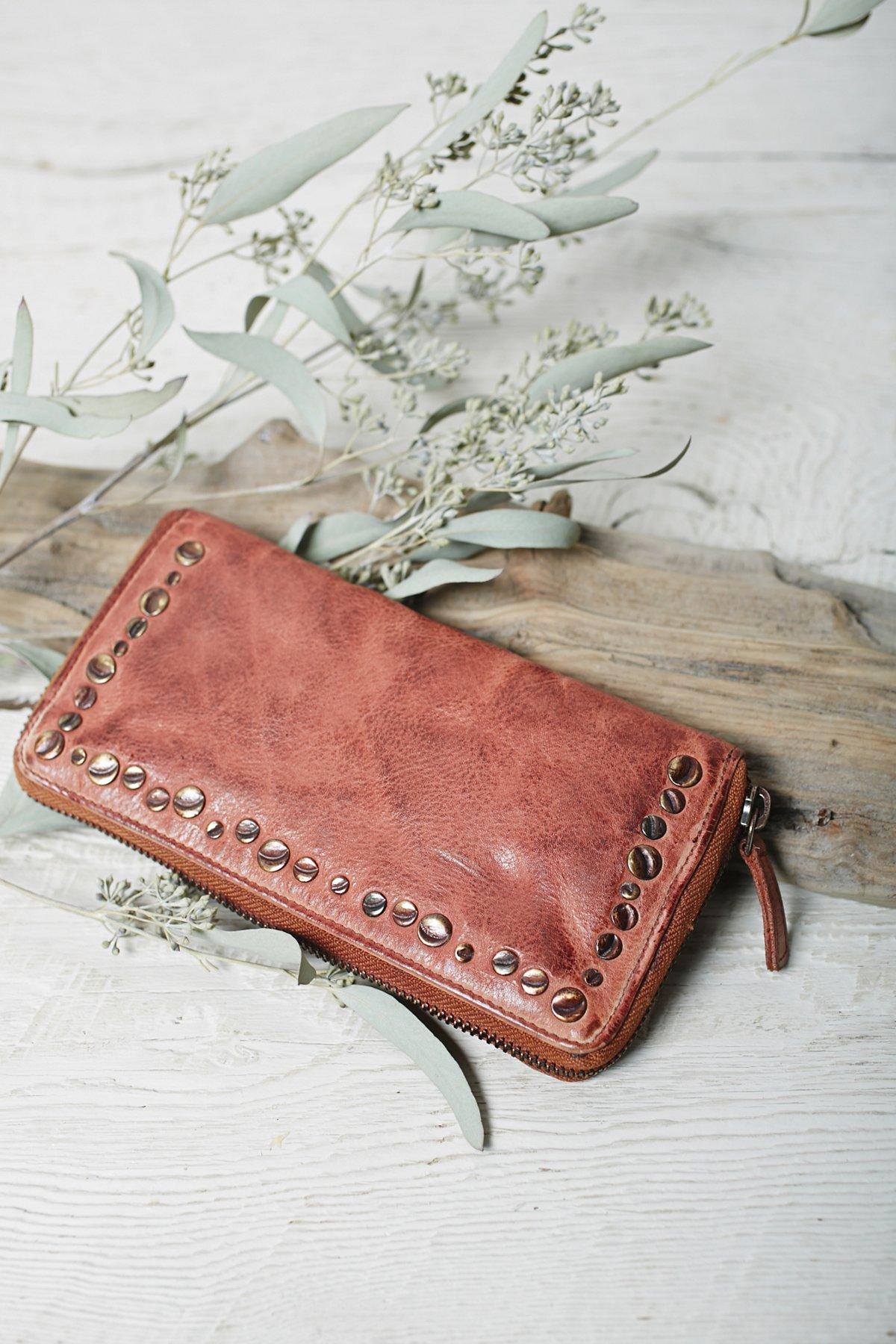 Tuscano皮革钱包