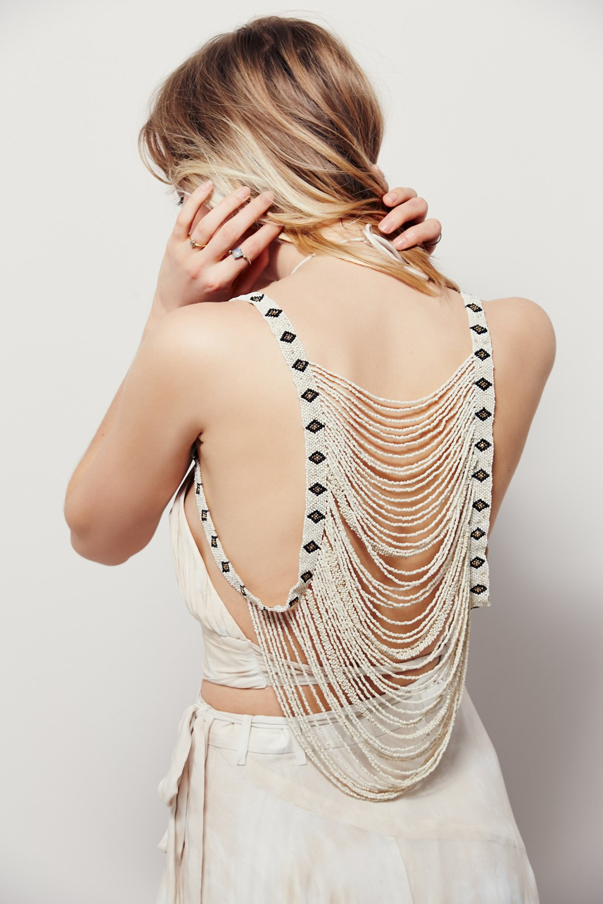 Lyric Beaded Bodypiece