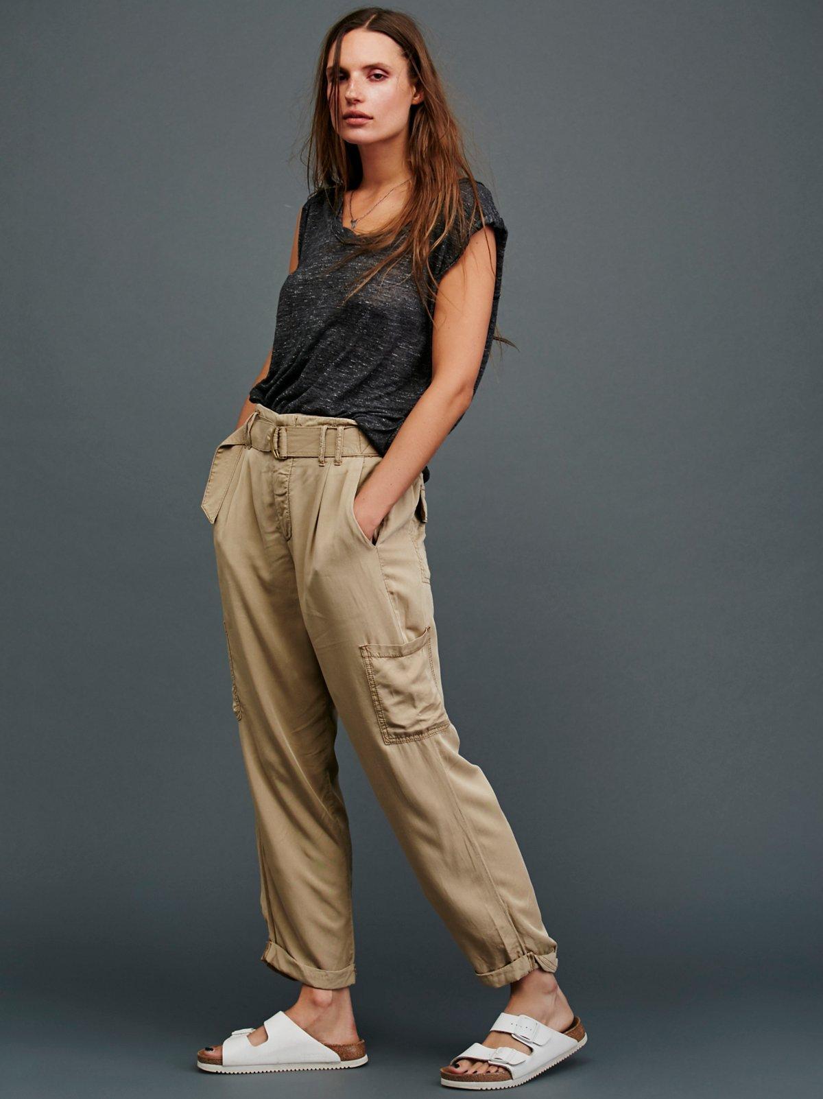 Summer's Over Cargo Pants