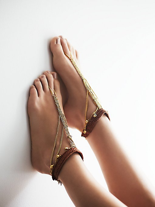 Product Image: Summer Lovin Anklet Set