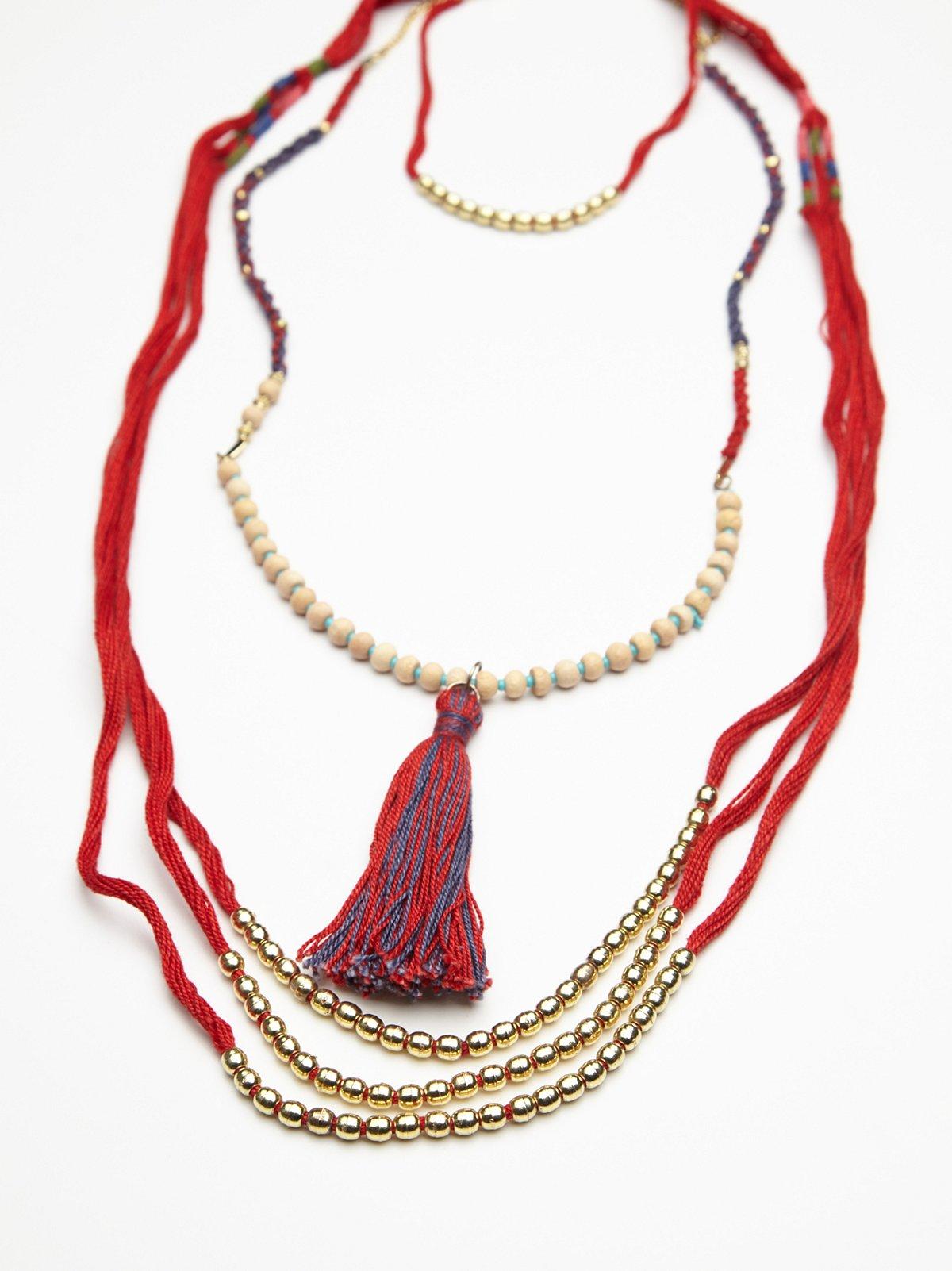 Bali Breeze Necklace