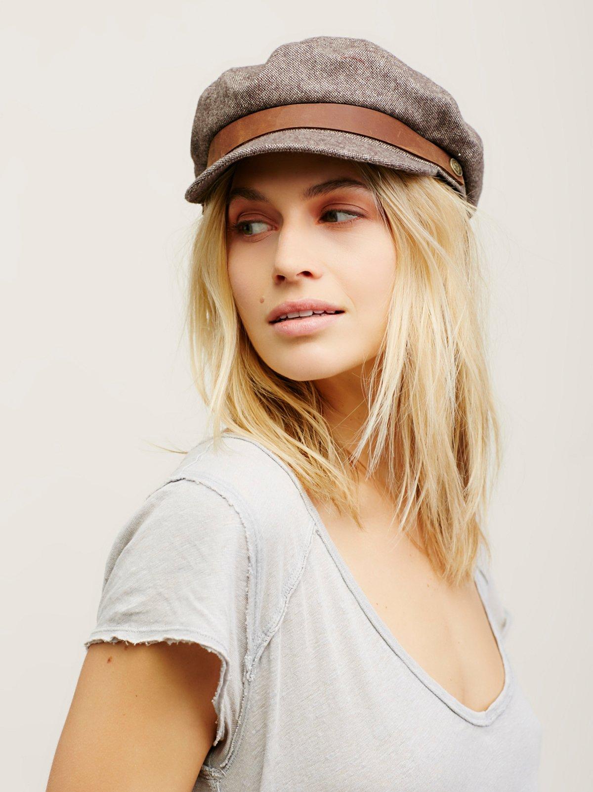 Tribeca Lieutenant Hat