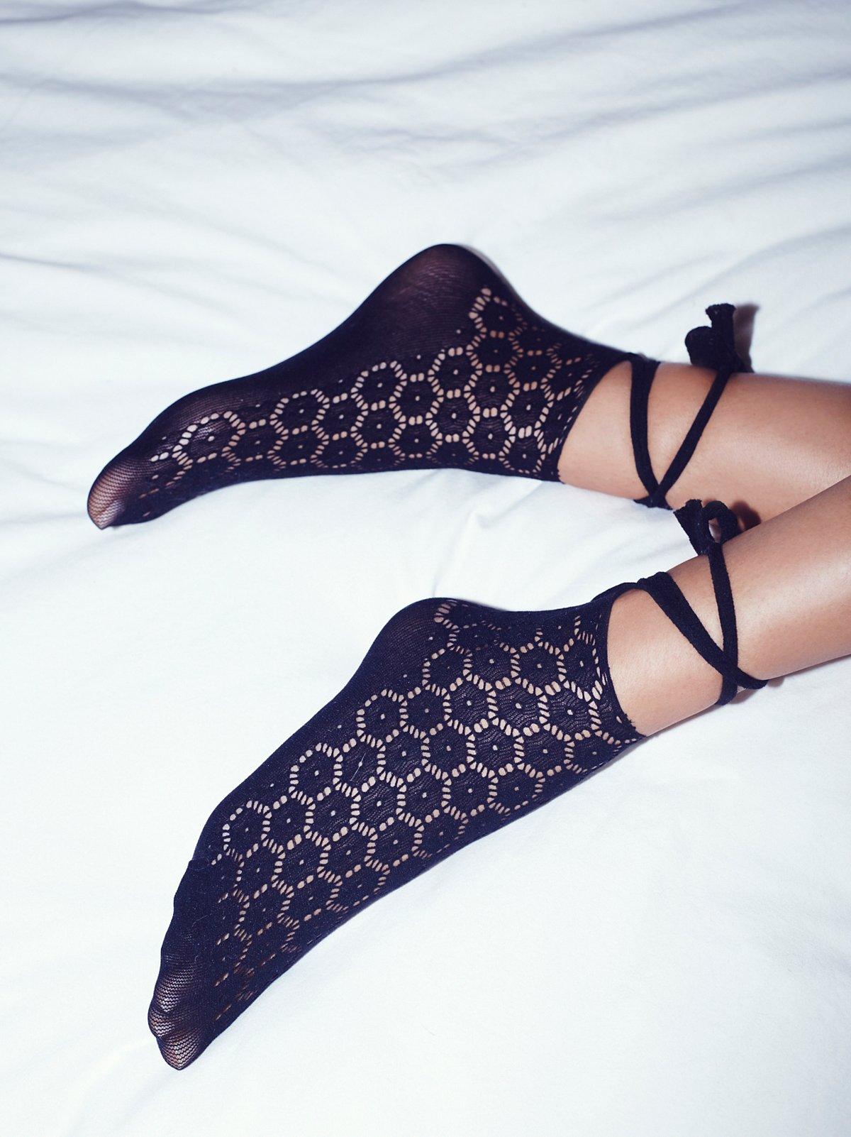 Serenade裹脚袜