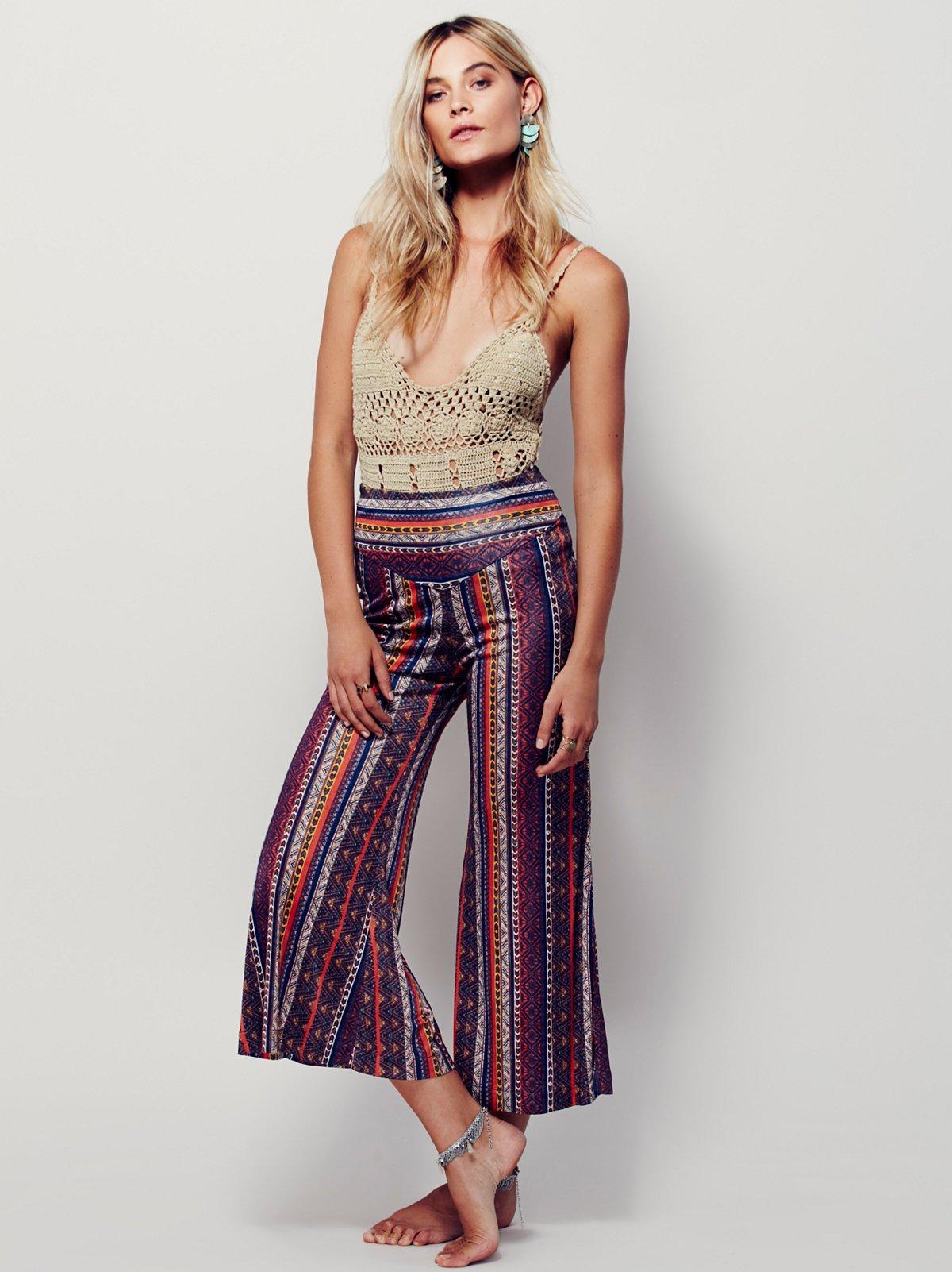 New Romantics Savannah Pant
