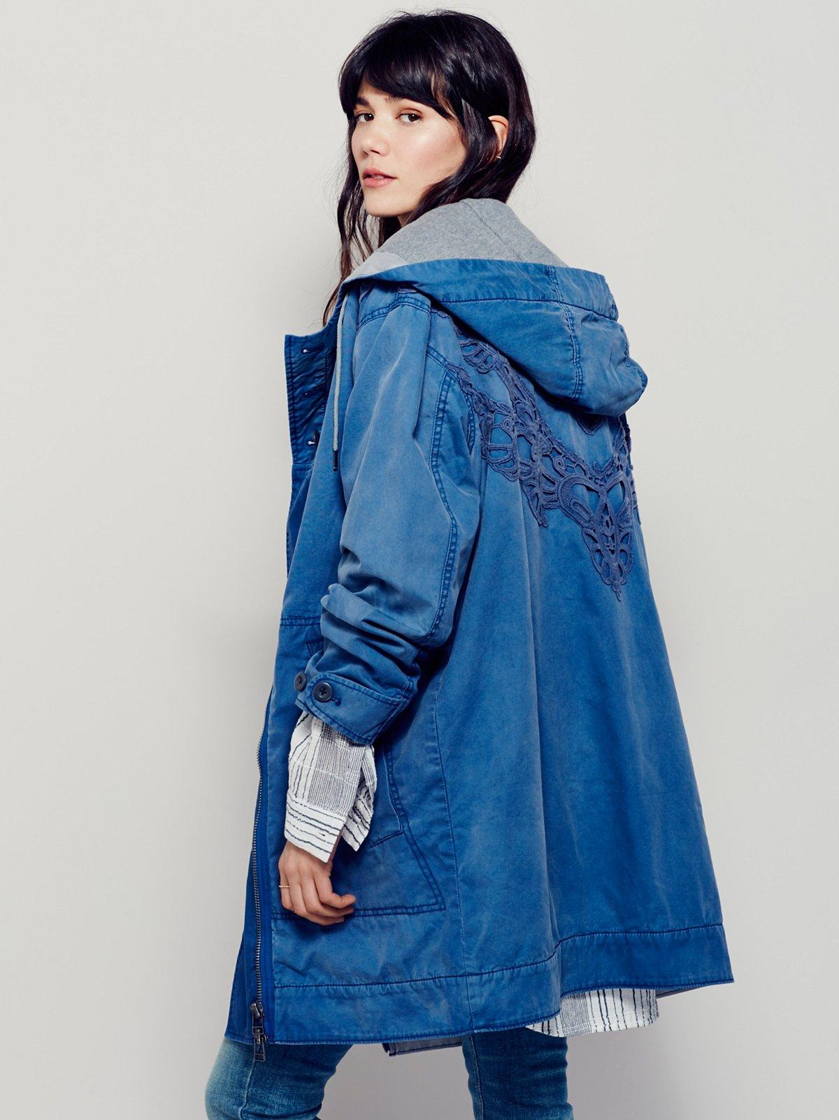 Evan Spring Jacket