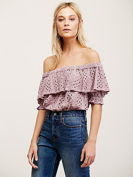 Product Image: That Girl Off The Shoulder Top