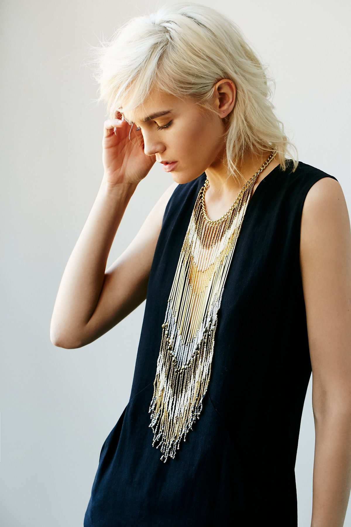 Desert Rains Statement Necklace