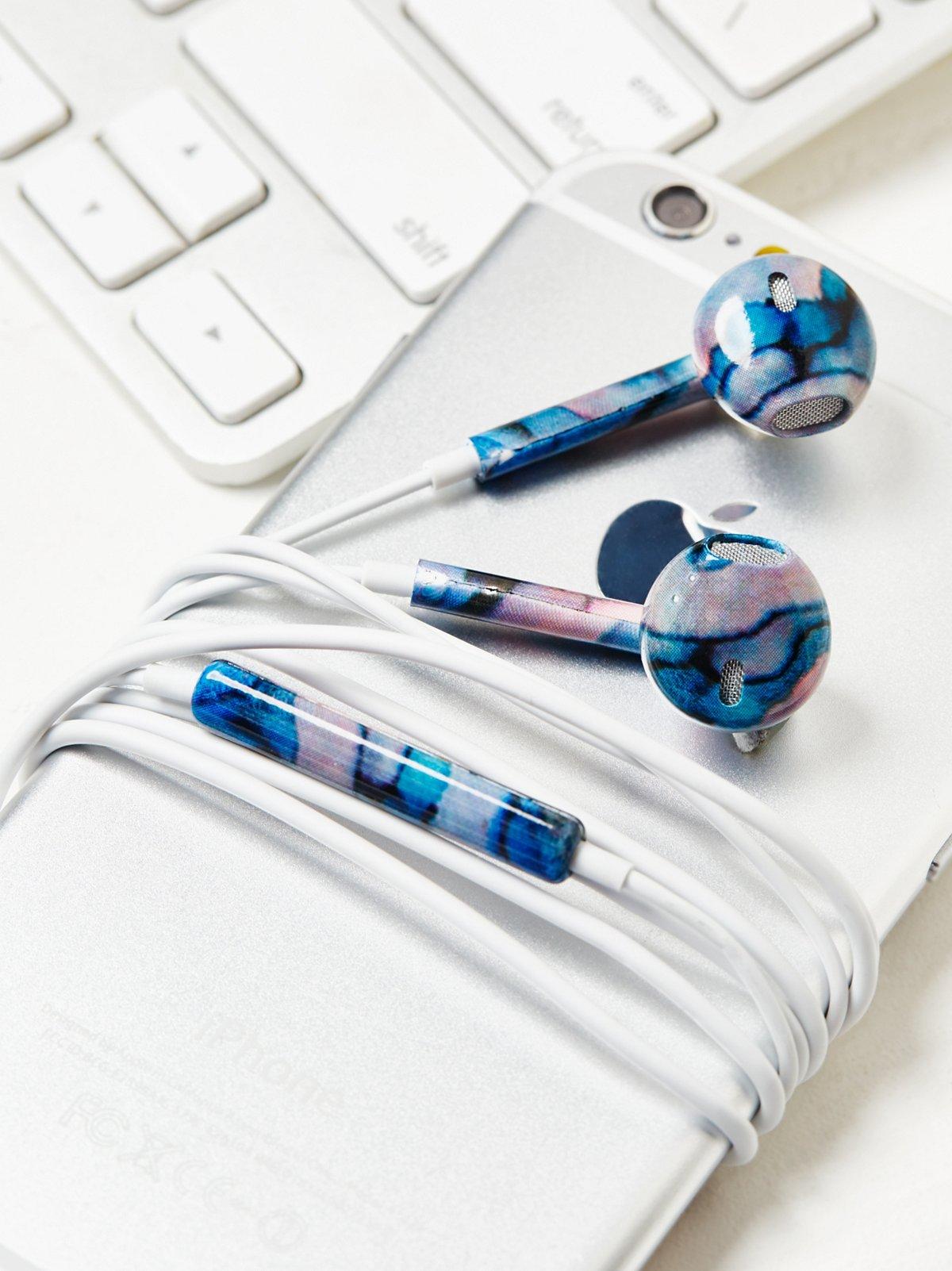 FP Printed Earbuds