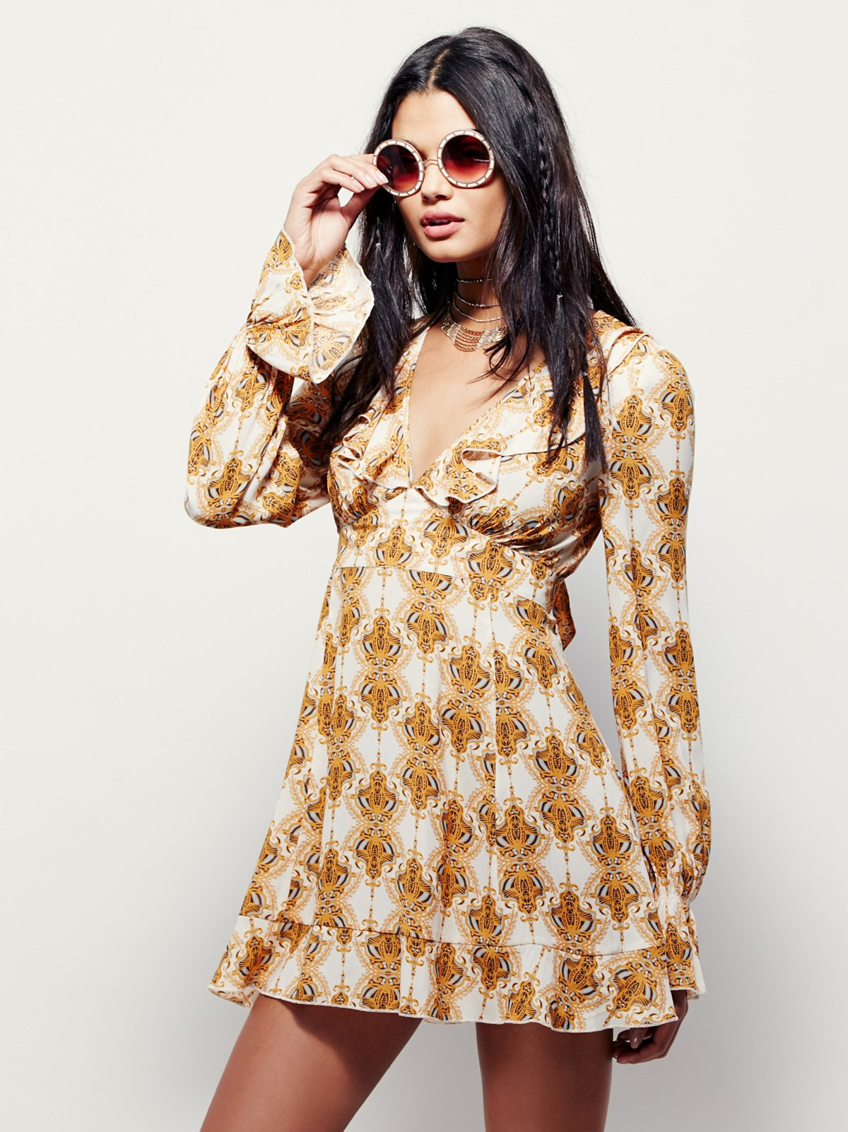 Smooth Operator Printed Tunic
