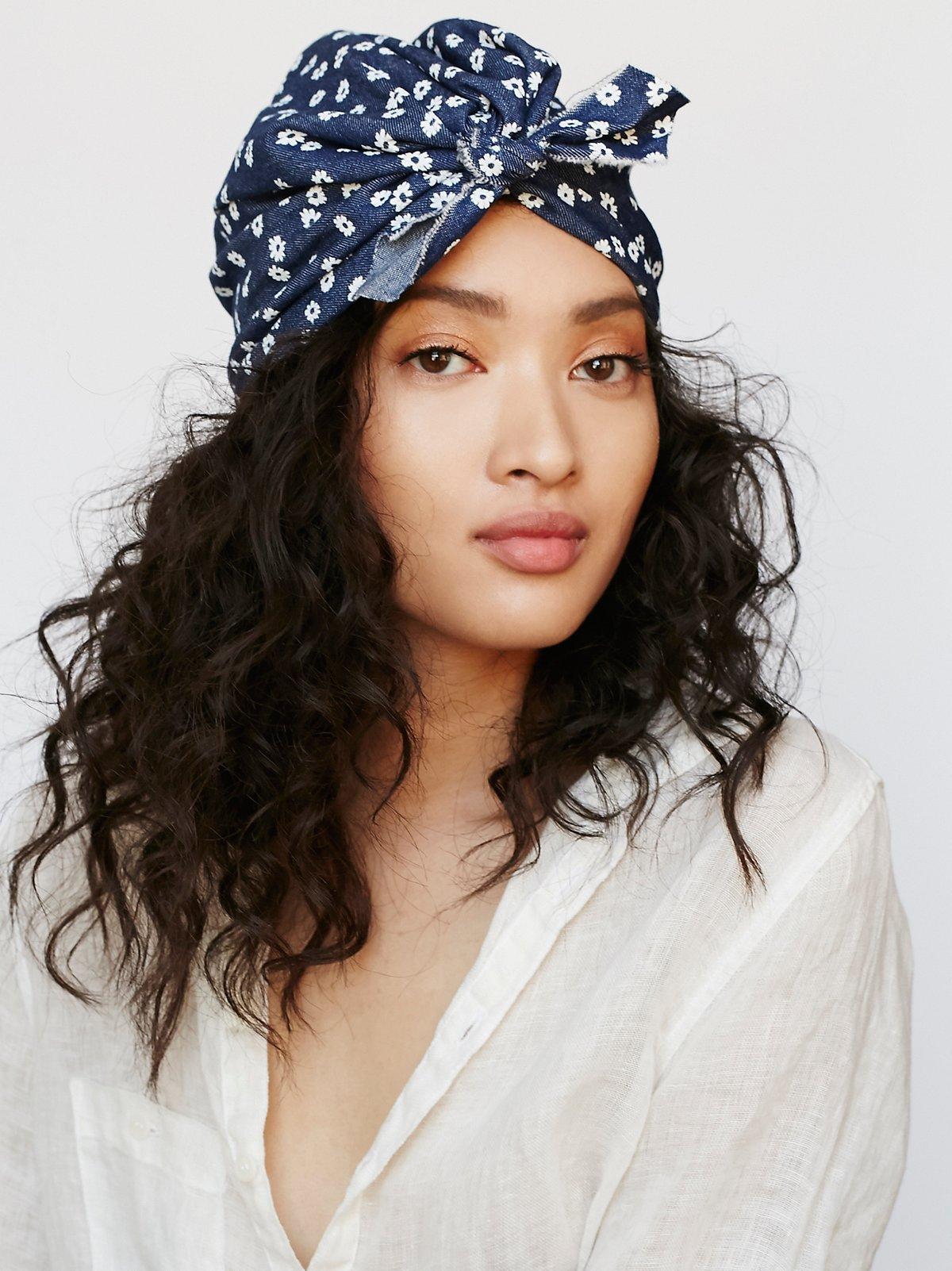 Riviera头巾