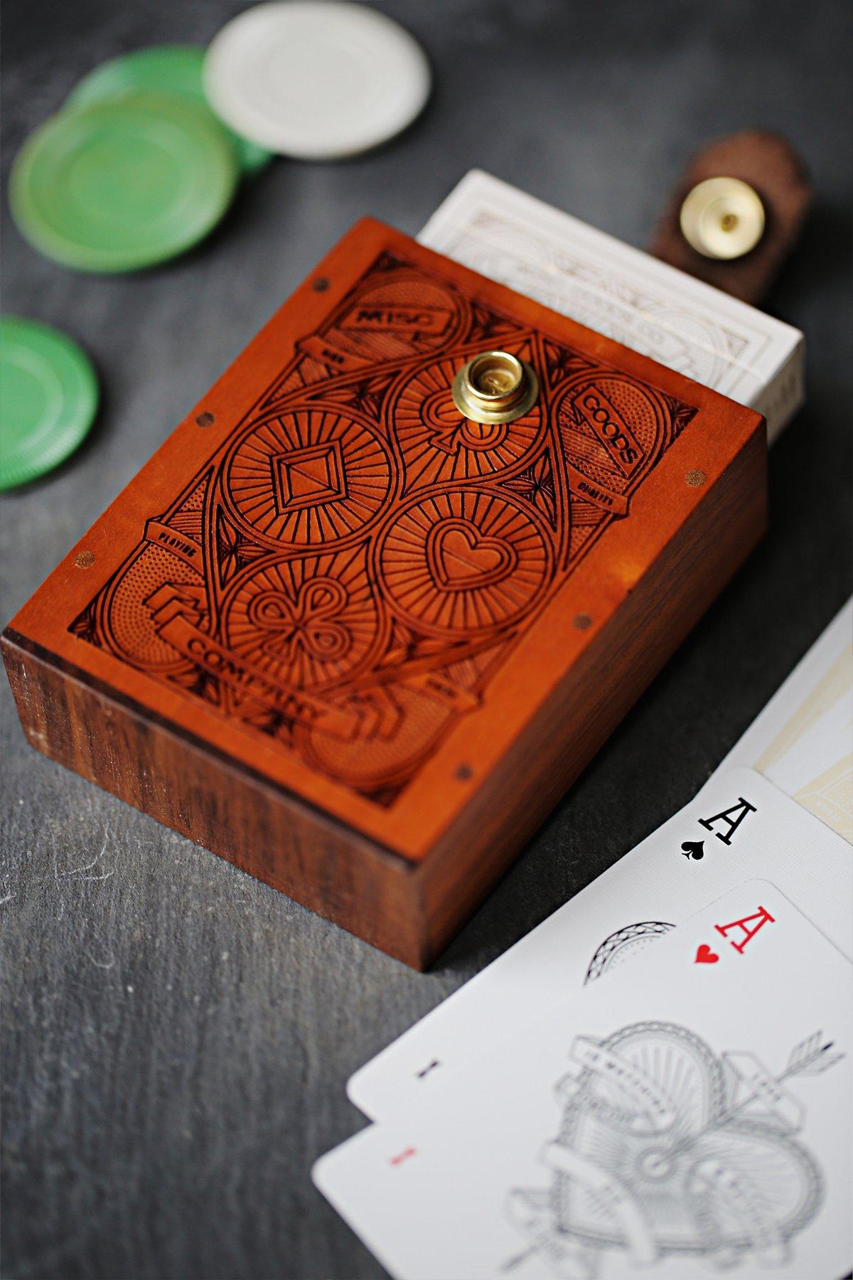 Hard Card Case
