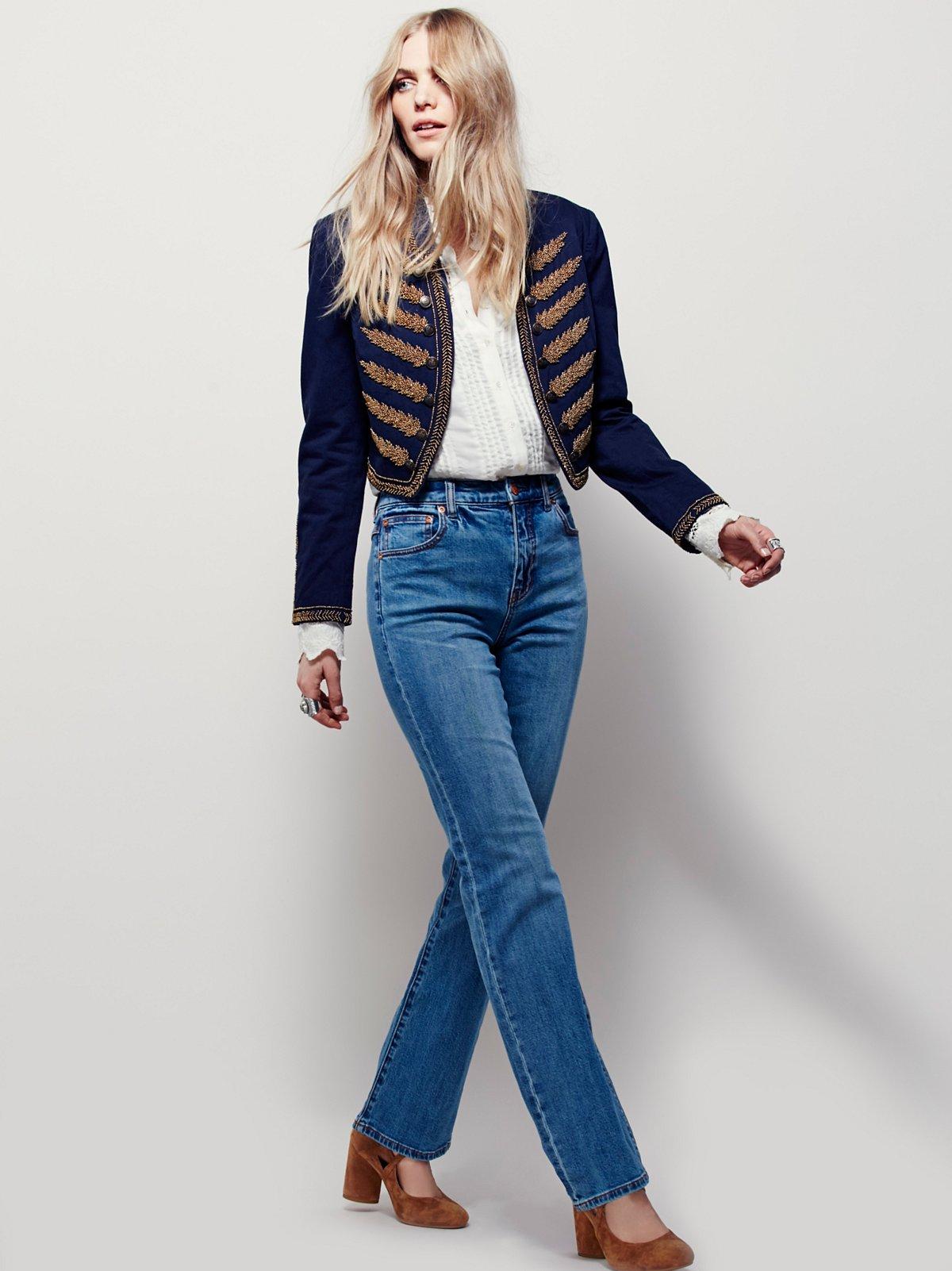 Halpin Bootcut Jean