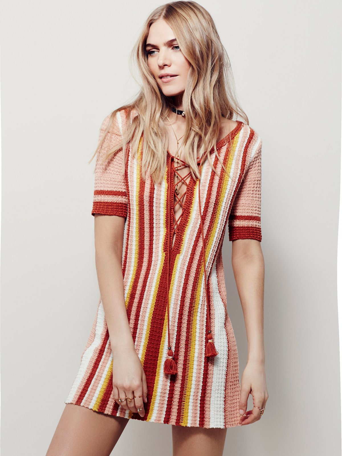 Lollipop Shift Tunic