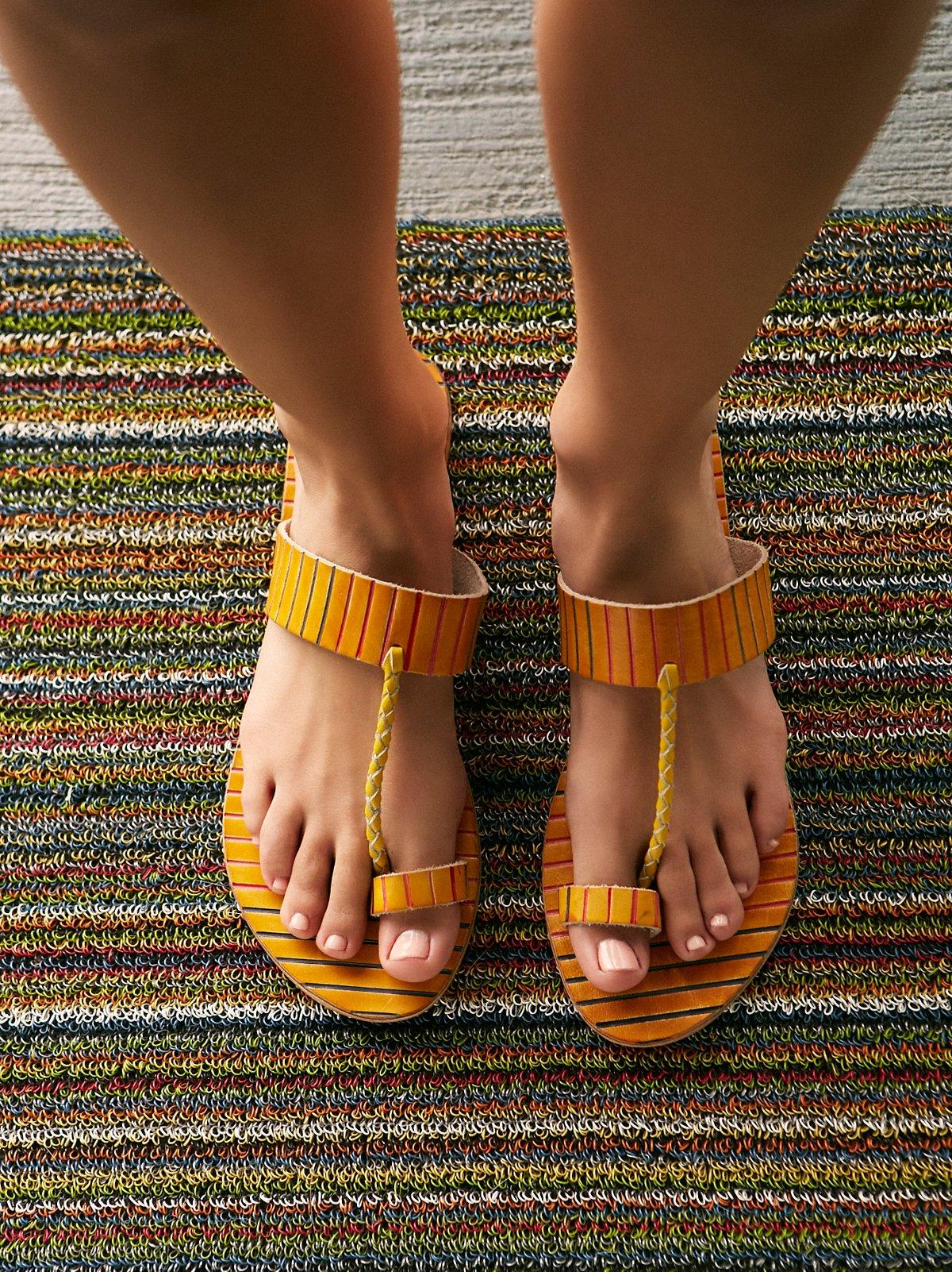 Bora Bora Slip On Sandal