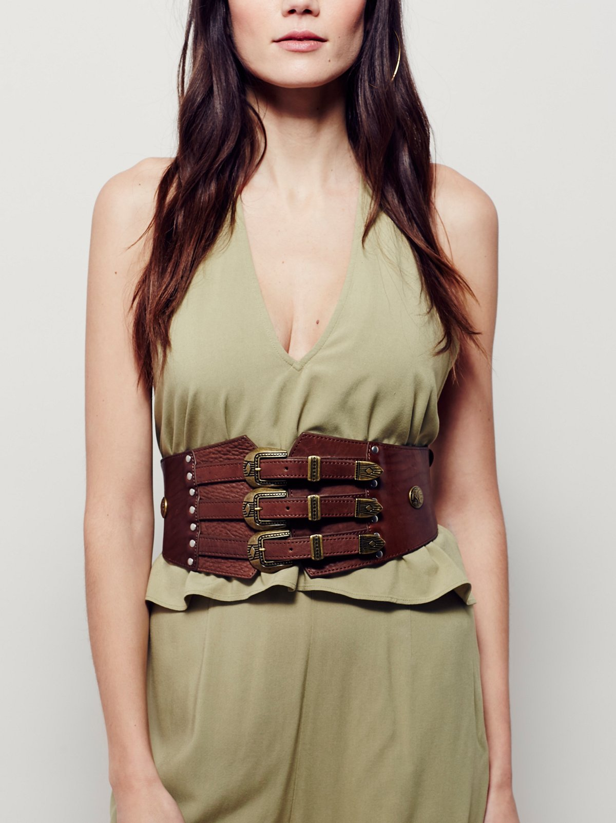 Goddess Corset Belt At Free People Clothing Boutique