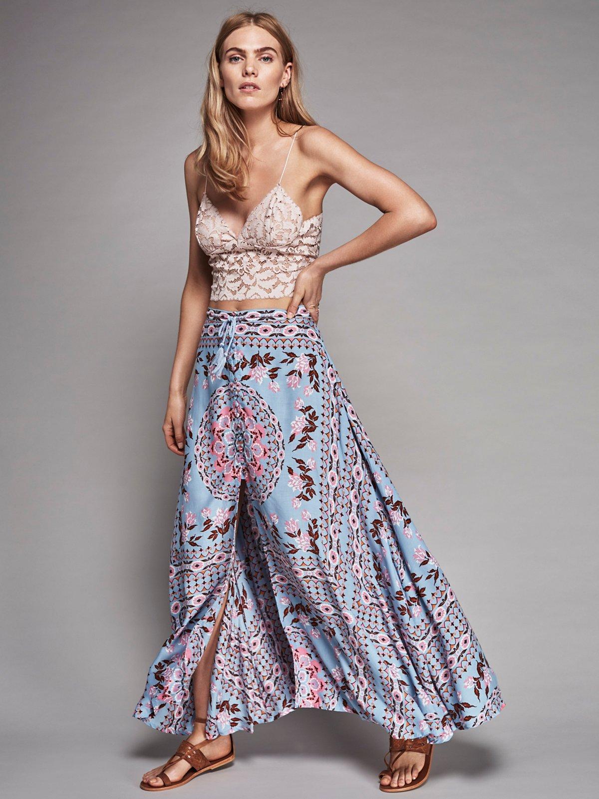Pandora Maxi Skirt