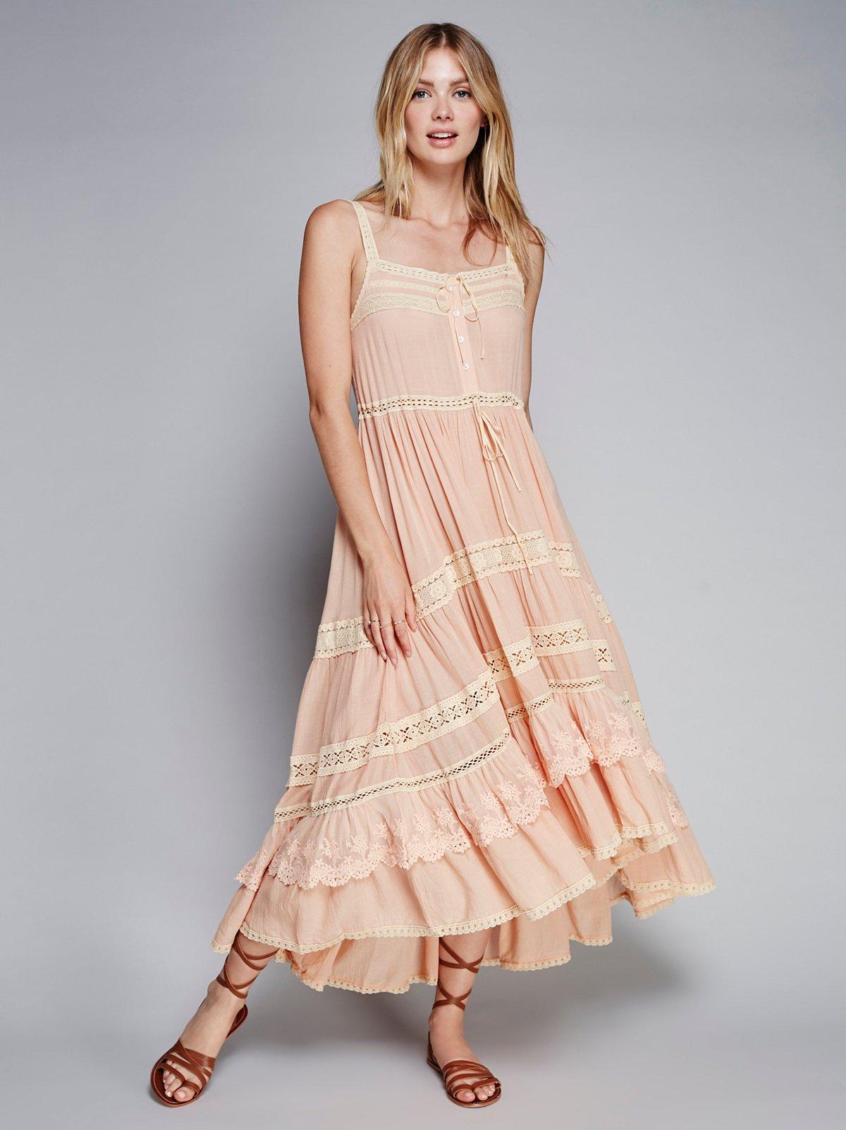 Rapunzel晚礼服