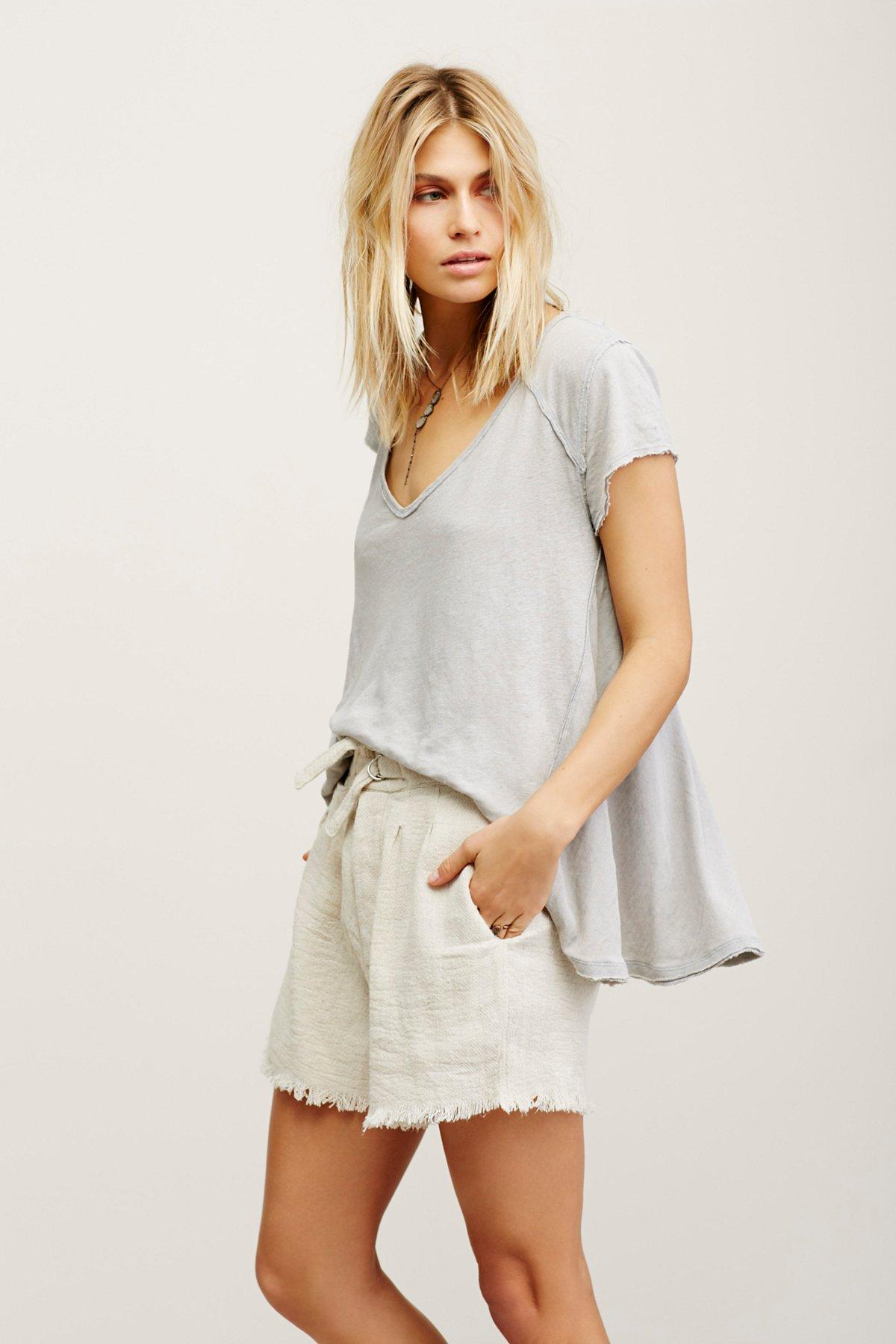 Safari Linen Short