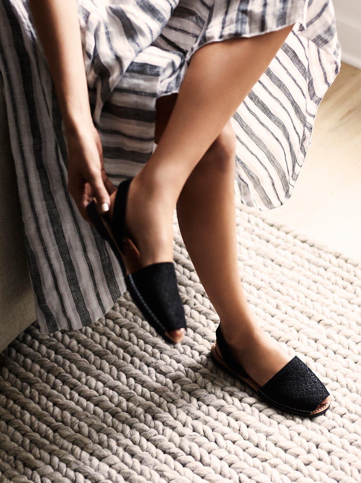 Starboard Sandal