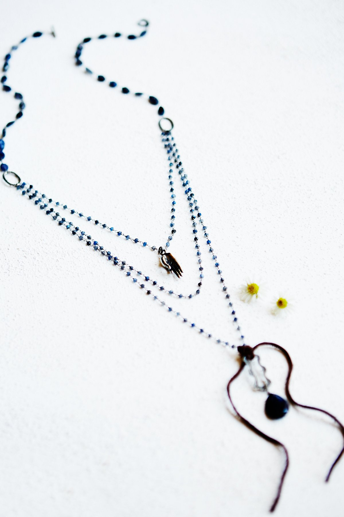Blossums绿松石项链