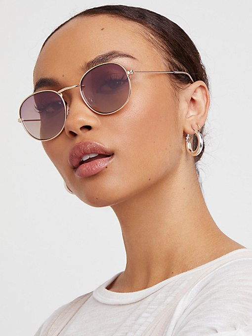 Product Image: Far Out Round Sunnies