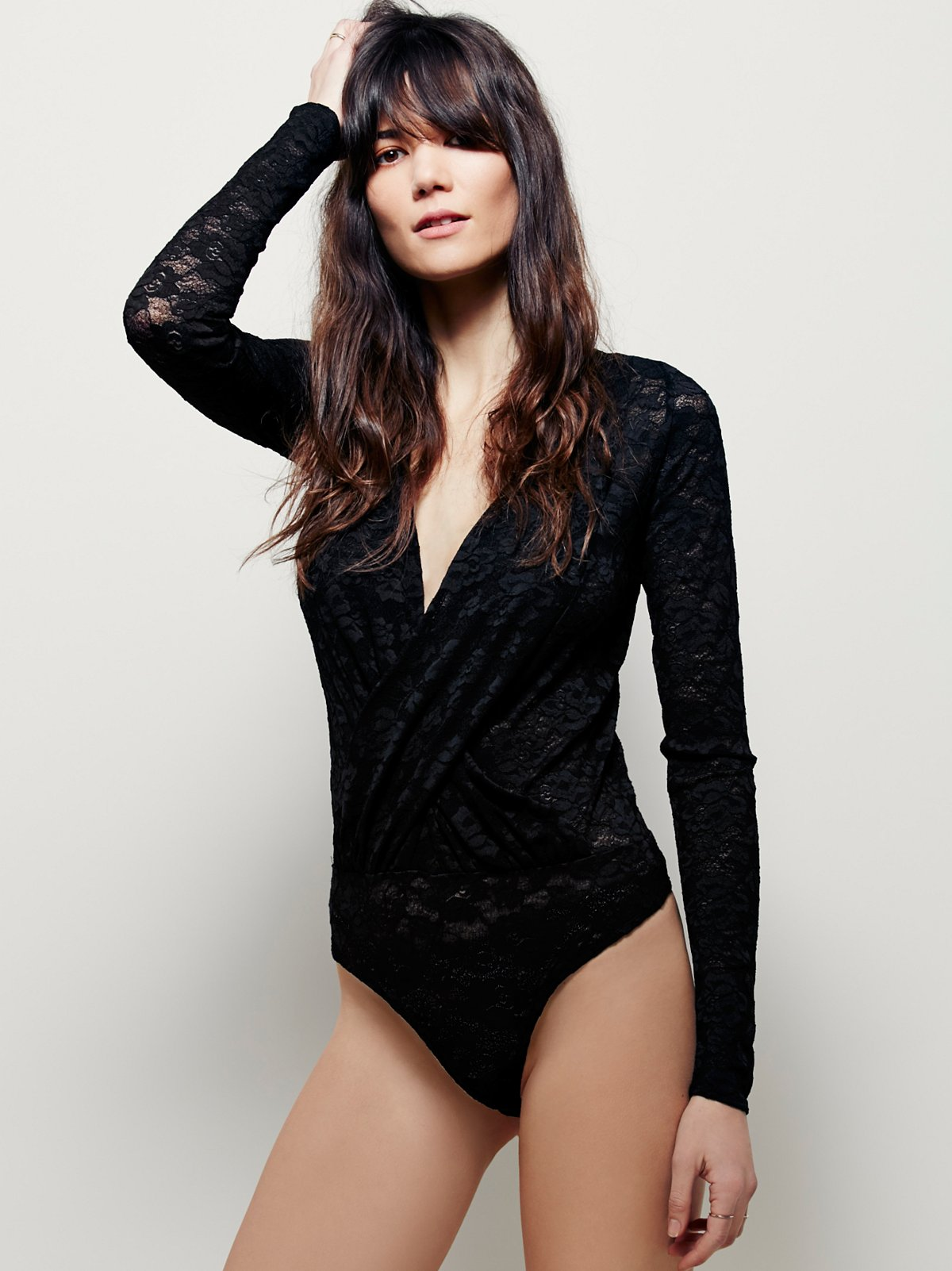 Lust For Lace Bodysuit