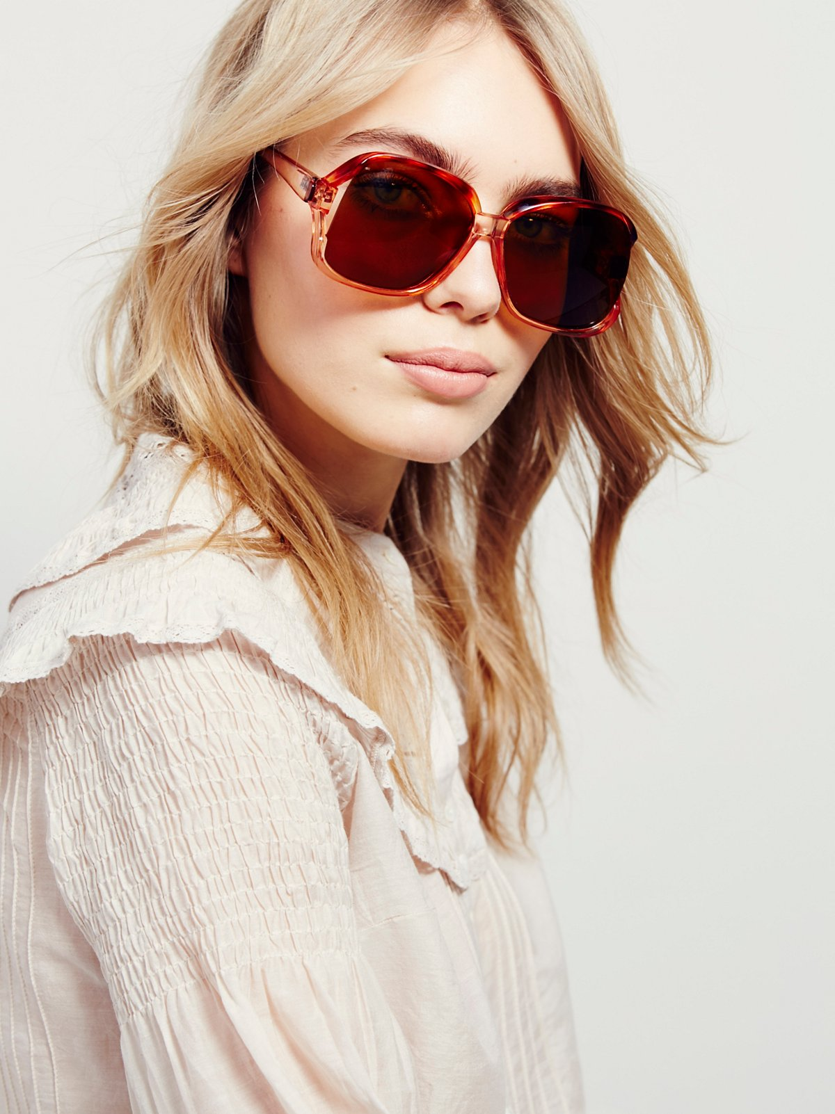 Layla Oversized Sunnies