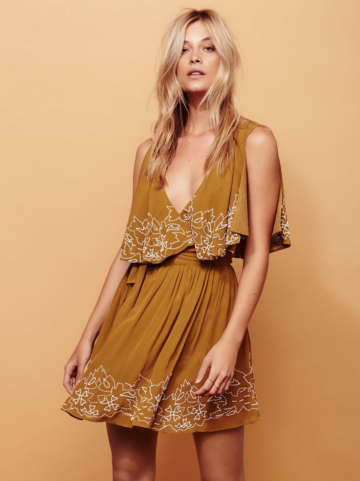 Sylvia Mini Dress