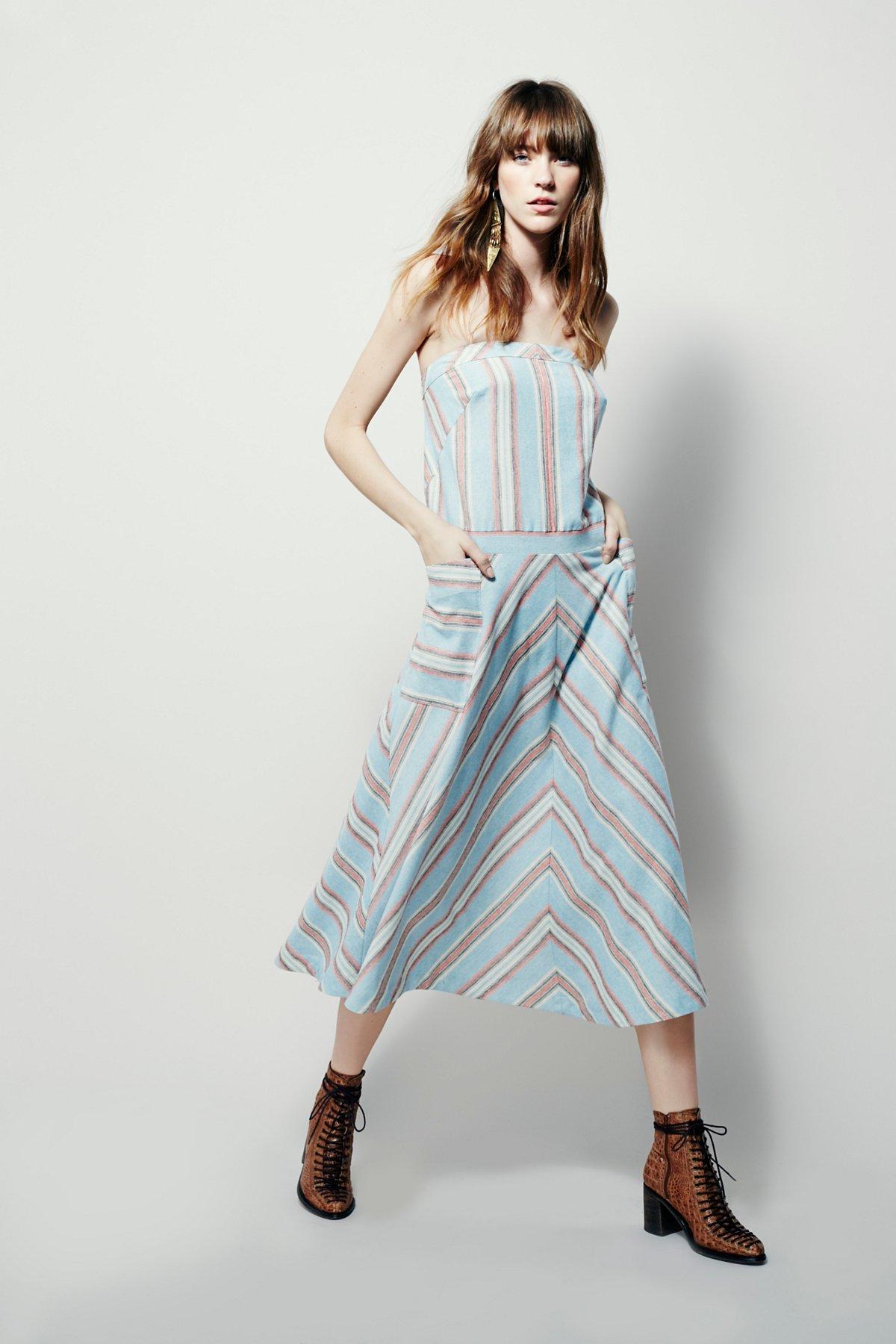 Tube Studio Dress