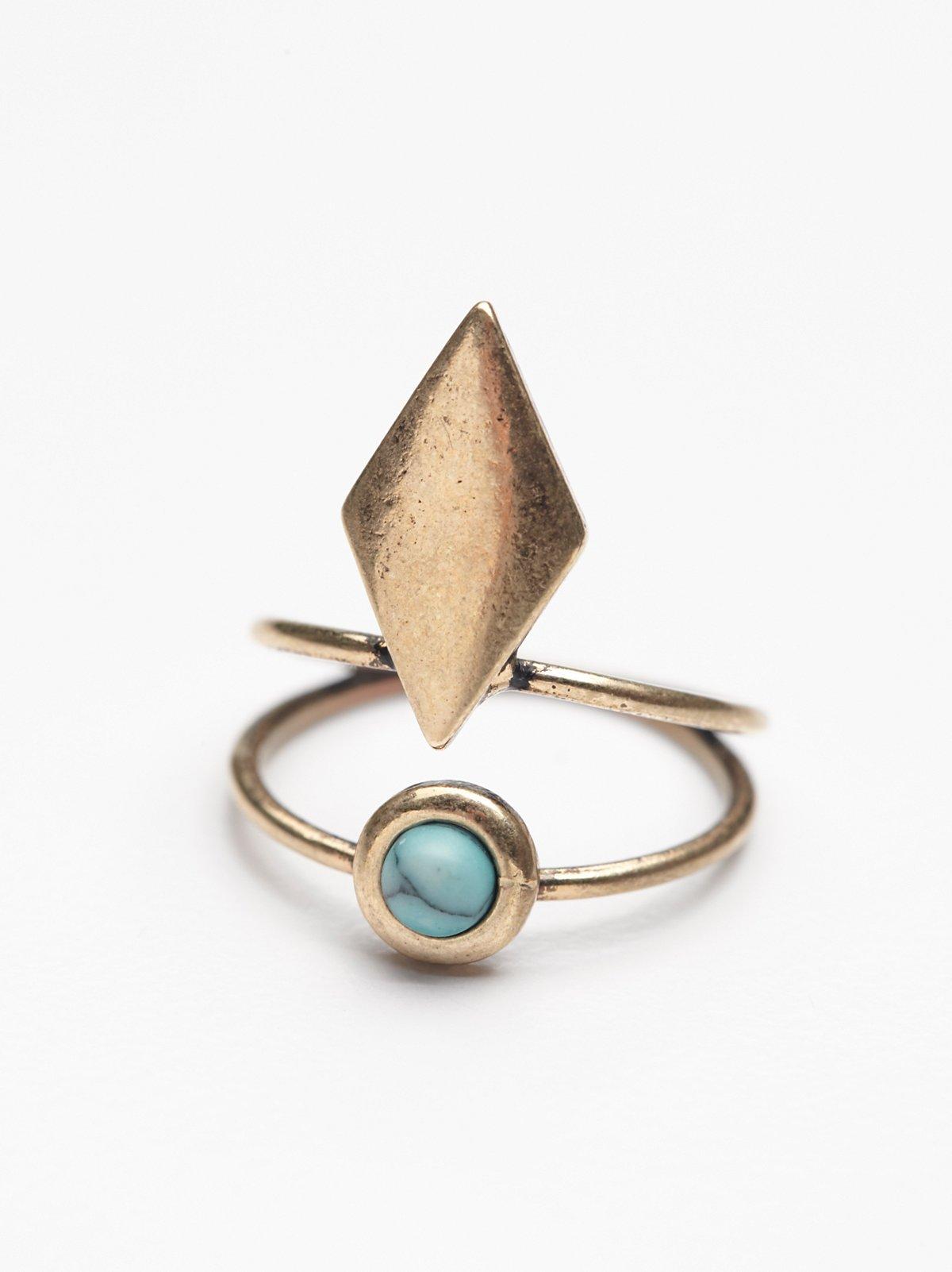 Deputy Stone Ring