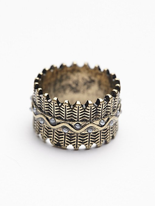 Product Image: Avalon Metal Ring