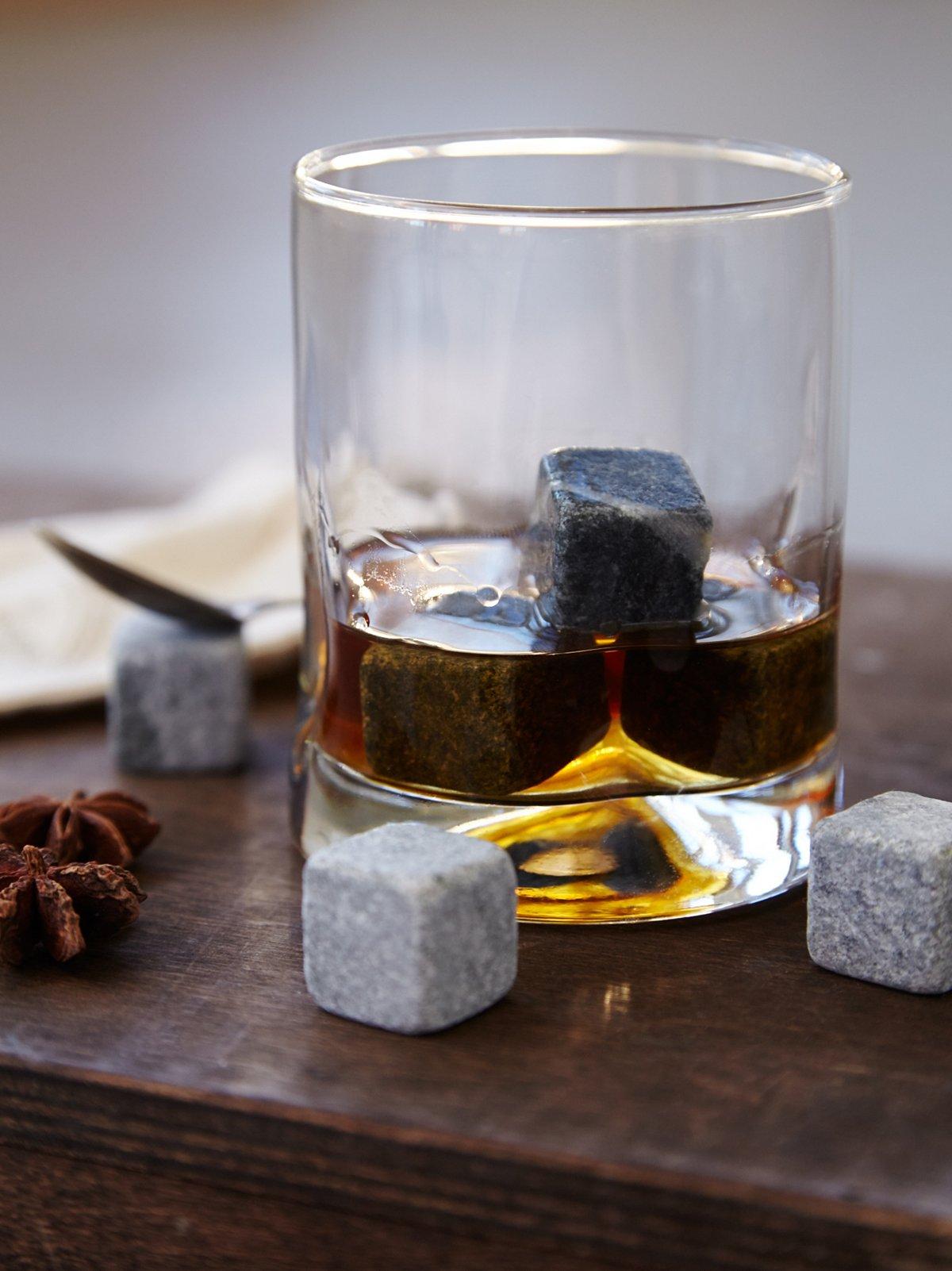 Whiskey Stones Craft Set Of 6