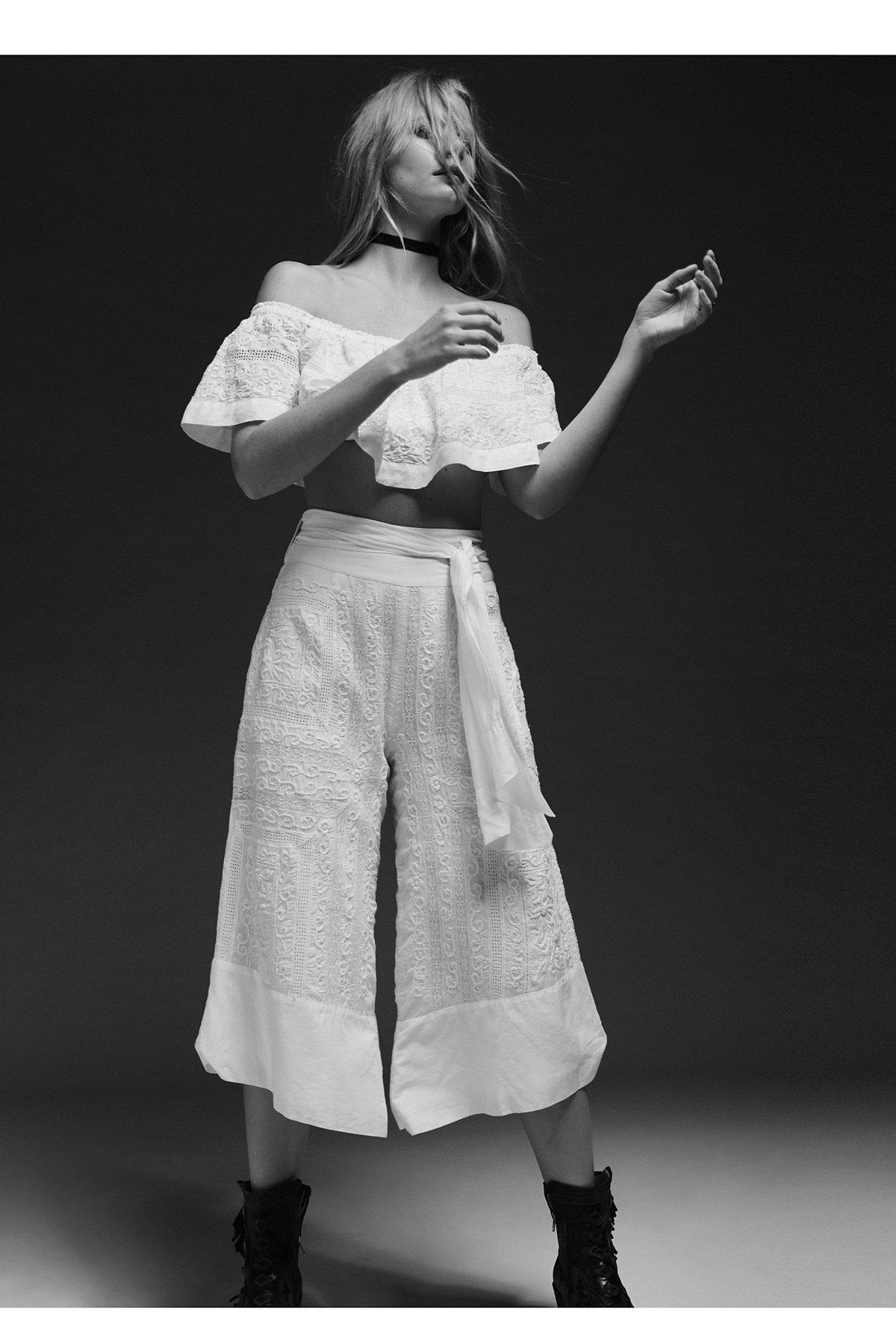 Limited Edition Gemma White Set