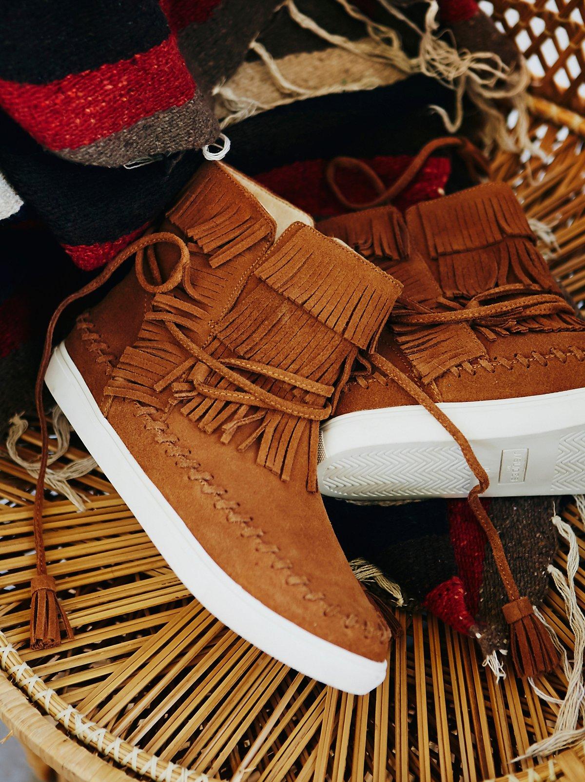 Bainbridge Fringe Sneaker