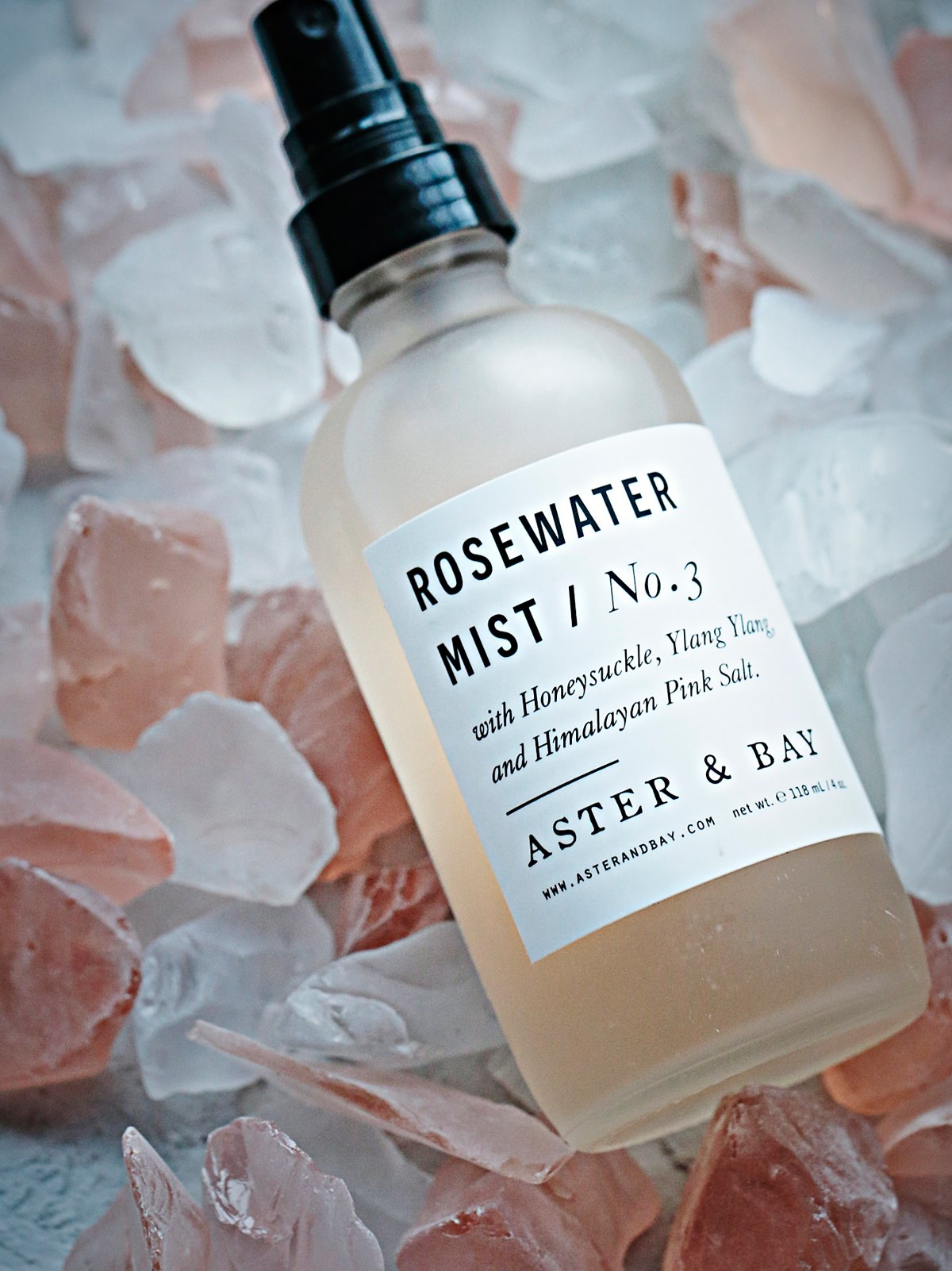Rosewater Mist