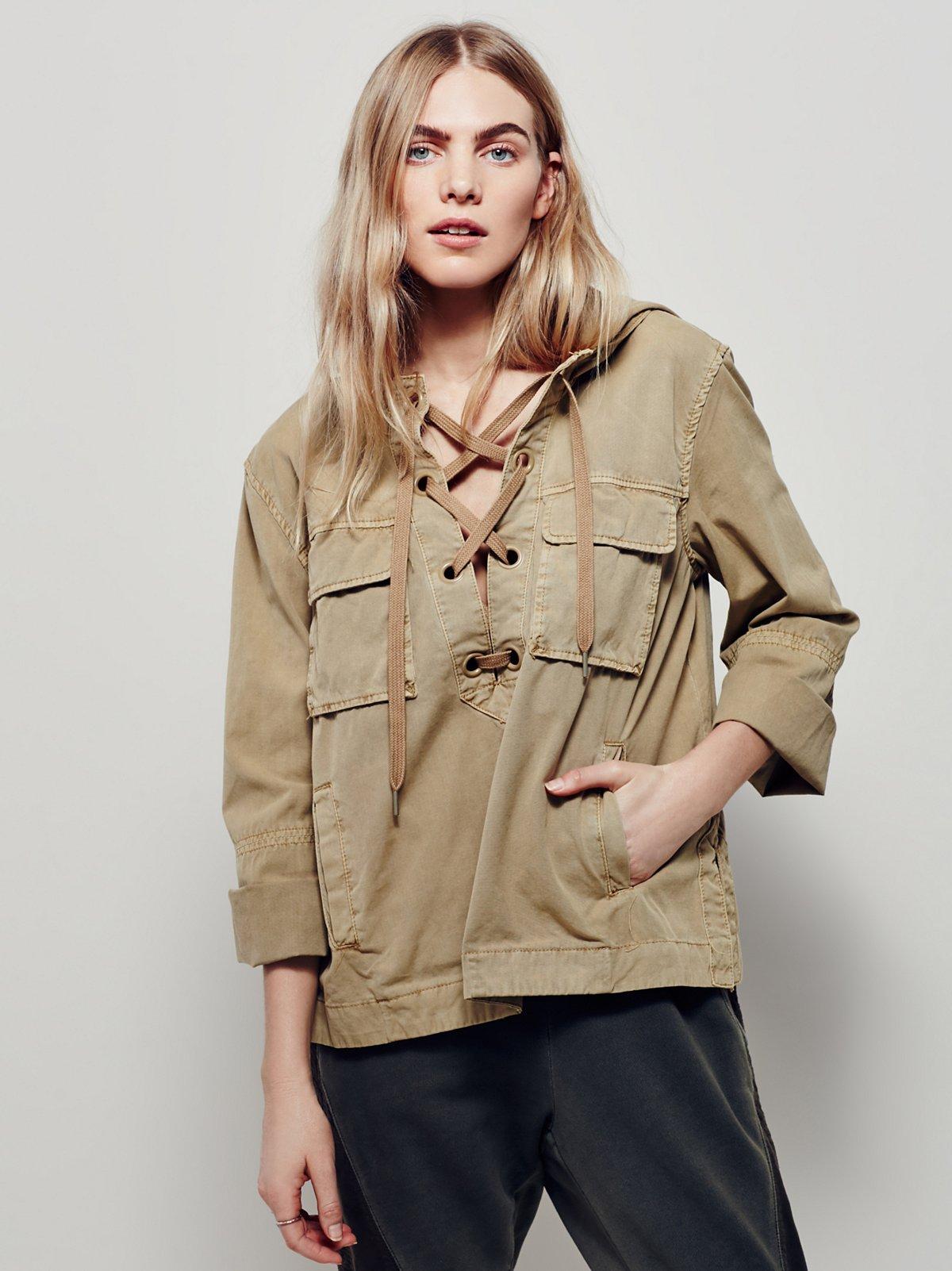 Safari Sport Pullover