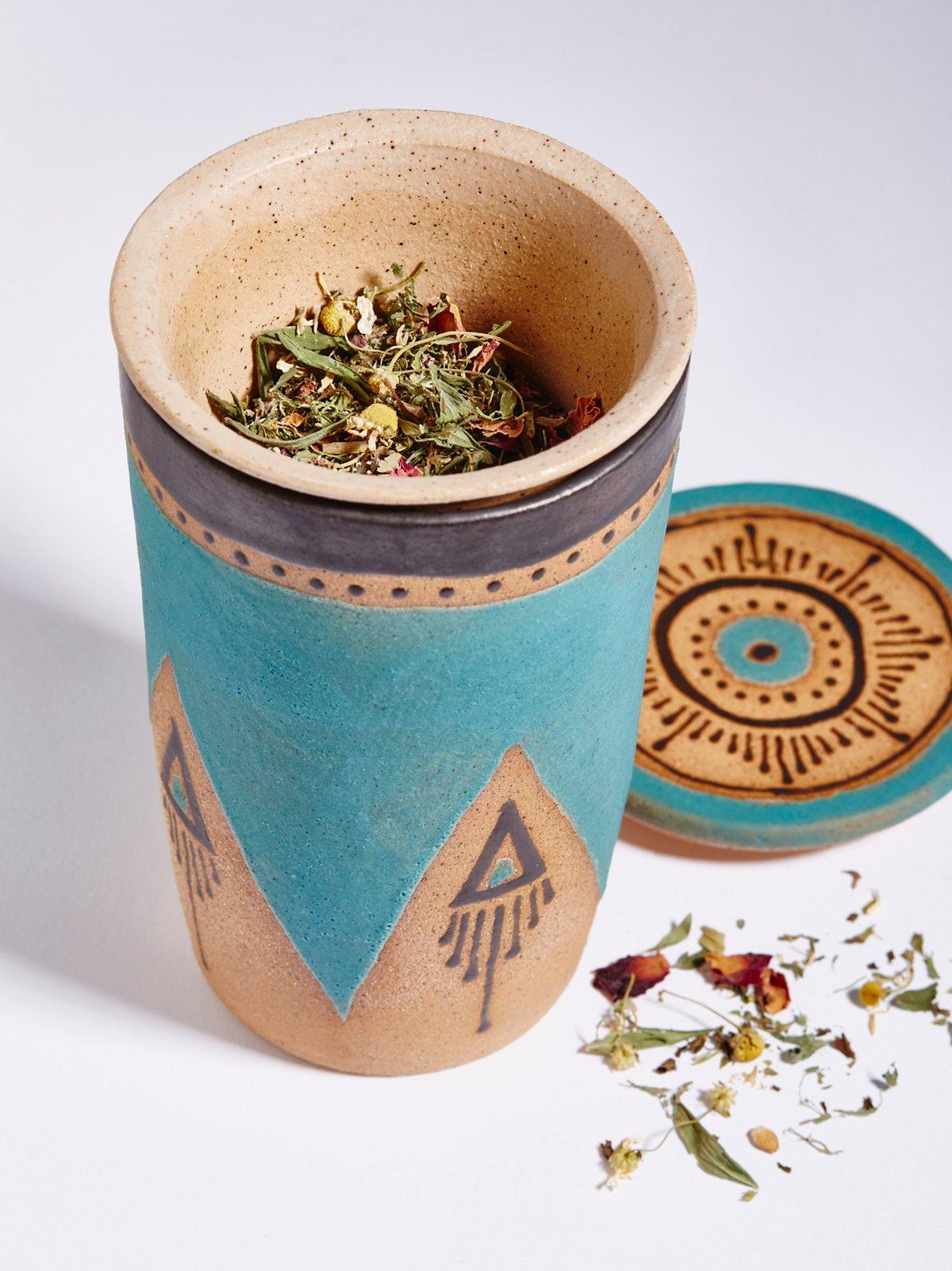 To Go Tea Steeping Mug
