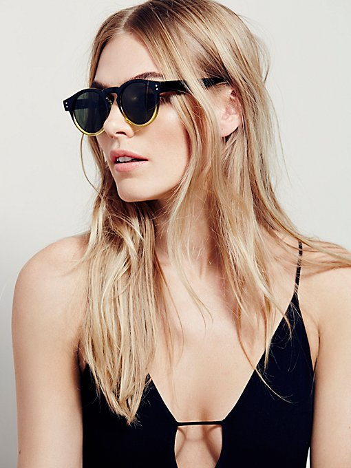 Product Image: Dixie Two-Tone Sunglasses