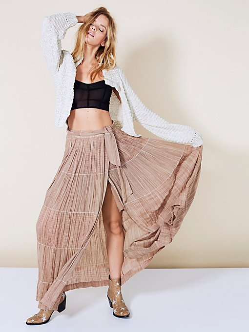 Product Image: Wild Winds Maxi Skirt